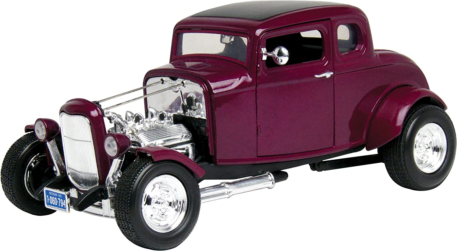 Motormax 1:18 Die-Cast 1932 Ford Graffiti Special price for a limited time Great interest Hot Rod-American