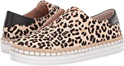 Leopard Pony Leather