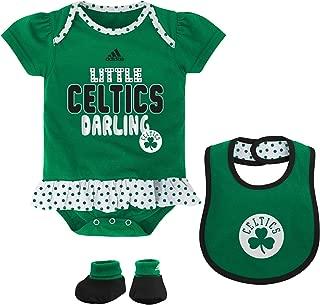 NBA Infant Little Sweet Bib and Bootie