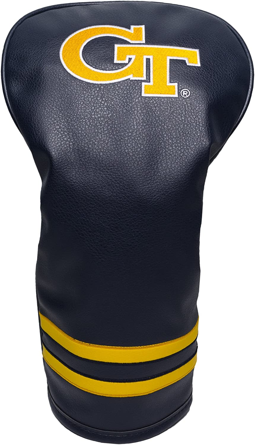 Deluxe Team Golf NCAA Clearance SALE! Limited time! Adult-Unisex Driver Vintage Cover Head