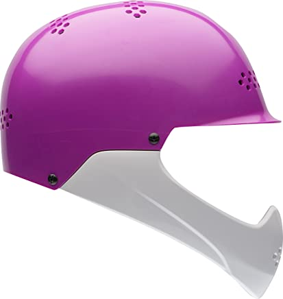 Bell Shield Child Helmet, Purple/White