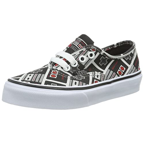 9b26e02aaa236c Vans Unisex Kids  Authentic Low-Top Sneakers