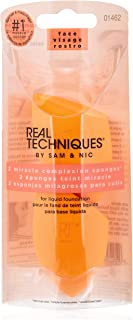 REAL TECHNIQUE 2 PACK MIRACLE COMPLEXION SPONGE