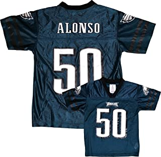 Kiko Alonso Philadelphia Eagles Green Home Player Jersey Youth