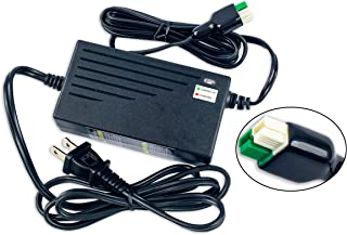 EfficientV 36V Replacement Charger for Black Decker ETPCA-P360080U 90547460/90604959 Lawnmower Models SPCM1936 CM1936 CM1836 RB3612 RB3610
