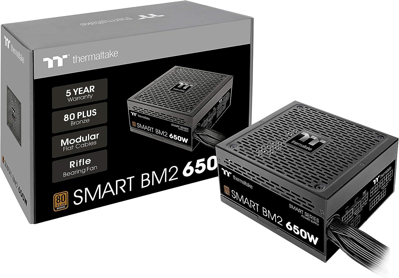 Thermaltake Smart BM2 650W Semi Modular 80 Plus Bronze