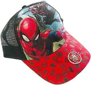 Spiderman Gorra Infantil Premium Rejilla Marvel ET4023
