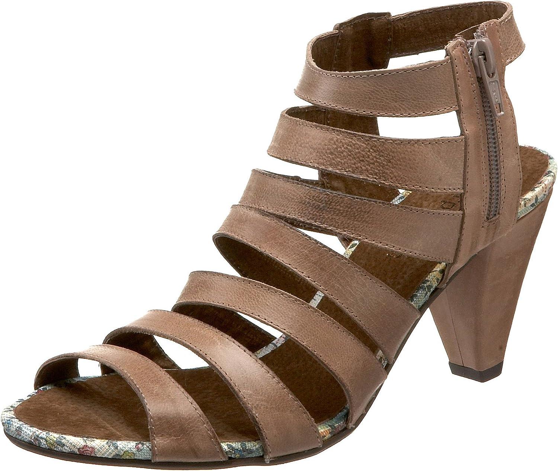 shoes Diem Women's SD1982 Ankle-Strap Sandal
