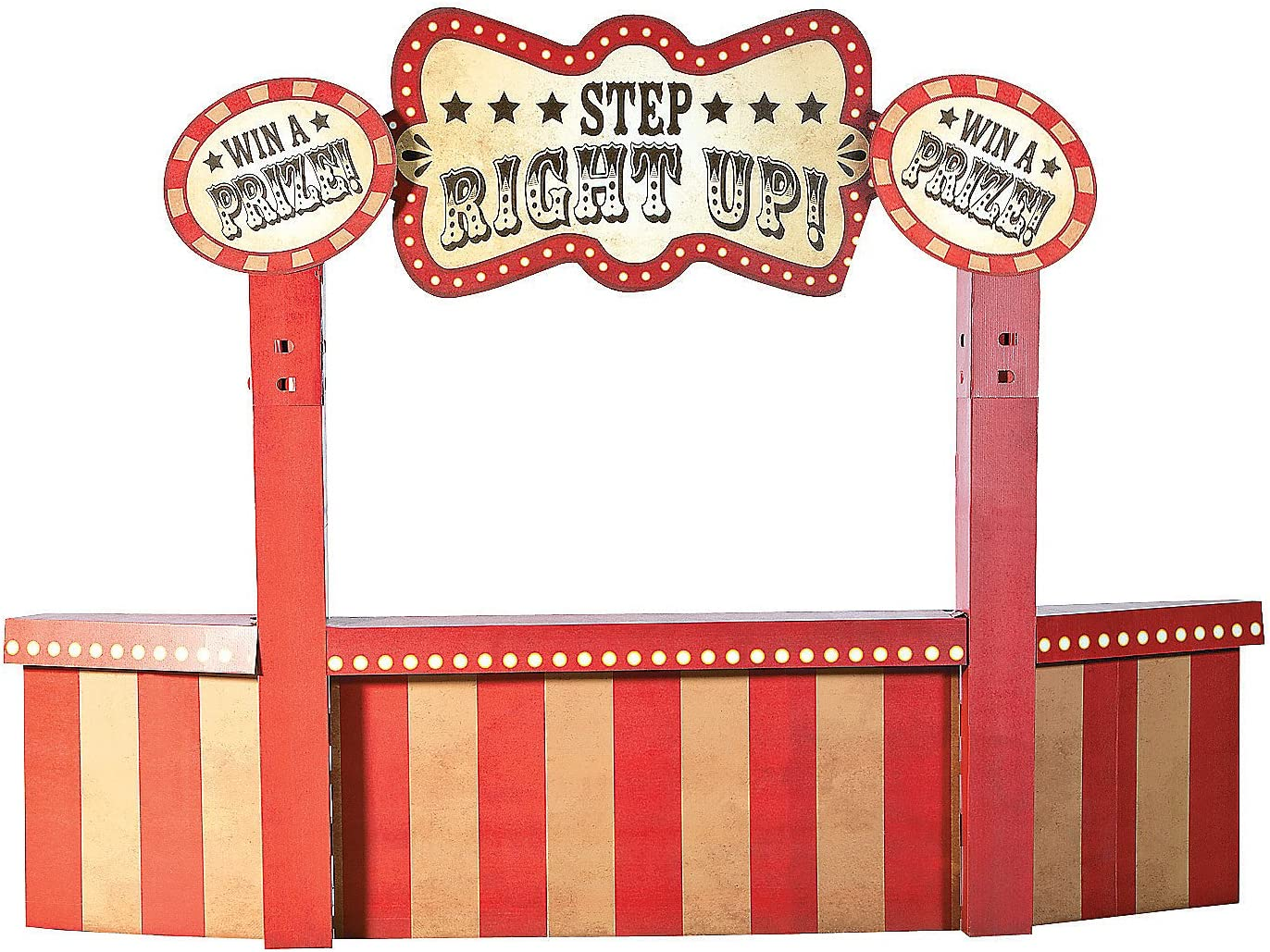 Circus Carnival Booths
