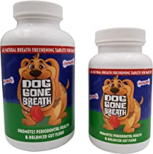 dog breath tablets