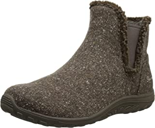 Skechers Women's Reggae Fest-Speckled Chelsea Boot