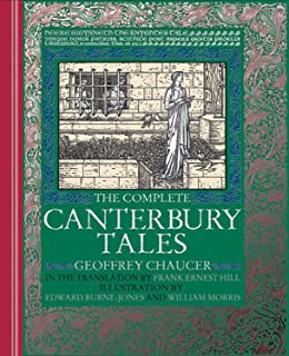 Complete Canterbury Tales: Slip-cased Edition