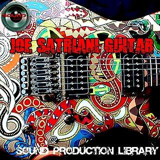 Joe Satriani Guitar - HUGE Perfect 24bit WAVE multilayer Samples/Loop/Grooves Library na DVD lub do pobrania