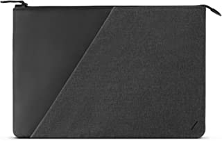"""Native Union Stow 13"""" Laptop Sleeve - Sleek & Slim 360-Degree Protection with Exterior Pocket Compatible with 13"""