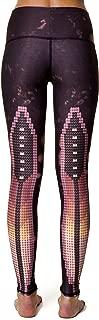 Teeki, Women's Hot Pants or Leggings, Sacred Feather Pattern