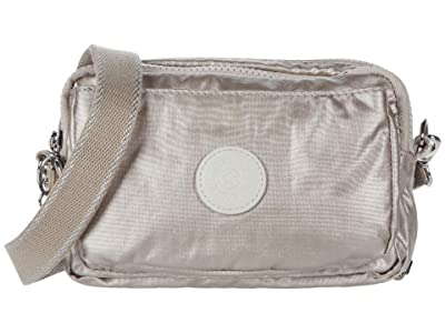 Kipling Abanu Multi Convertible Crossbody Bag (Metallic Glow) Handbags
