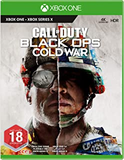Call of Duty: Black Ops Cold War - (Xbox One) - UAE NMC Version