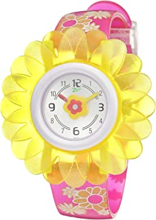 Zoop Analog Silver Dial Children's Watch -NKC4005PP03