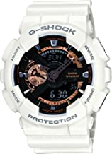 Best g shock watch in white colour Reviews