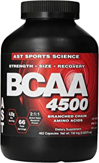 Ast Bcaa Capsules, 462 Count, 1 Pack