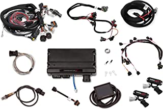 Holley EFI 550-927T Terminator X Max Early Truck 24X//1X LS With DBW Throttle Body and Transmission Control Without 3.5 inch Handheld