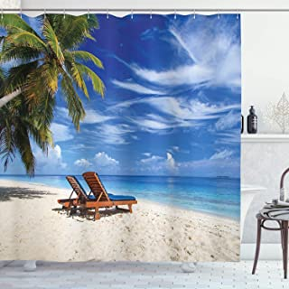 two chairs on the beach pictures