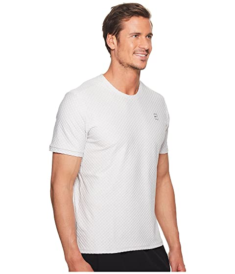 Nike corta de Vast Grey Camiseta tenis Court manga de Black SnHwIxXqg
