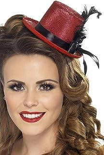 Moulin Rouge Mini Top Hat