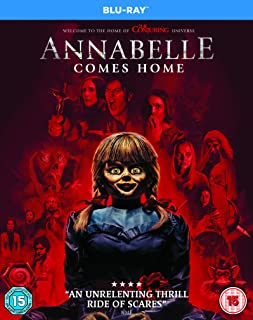 Annabelle Comes Home (2019) BD