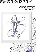 winter silhouette cross stitch