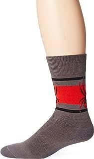 Spyder Men's Bug Band Crew Socks