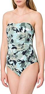 ESPRIT Hera Beach Nyrpadded Bandeau Swimsuit Costume Intero Donna