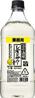 こだわり酒場のレモンサワーの素コンク [ 濃縮カクテル 1800ml ]