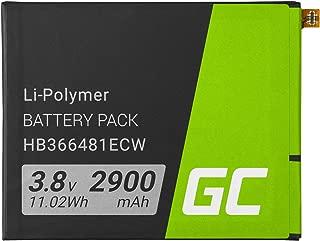 Green Cell® HB366481ECW Batería para Huawei P9 Lite Honor 8 (Li-Ion Celdas 2900mAh 3.7V)