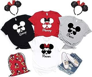 2019 Family Vacation Shirts, Custom Name Vacation Shirts, Custom Shirts