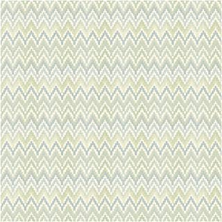York Wallcoverings Waverly Classics Heartbeat Removable Wallpaper, Spring Green/Teal/Cream