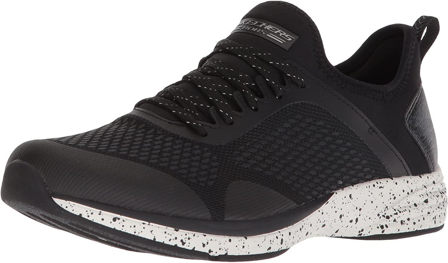 Skechers Womens Bobs Clique - Fierce Heart Sneaker