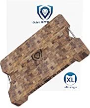 DALSTRONG Colossal Lionswood End-Grain Teak Cutting & Serving Board Chopping Block - Extra Large (25