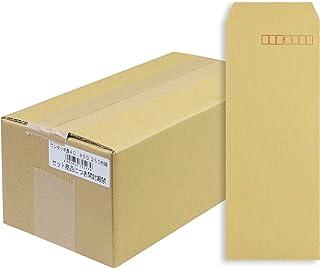 マルアイ 封筒 クラフト封筒 テープ付き 長形40号 A4四つ折対応 85g 250枚 E301351