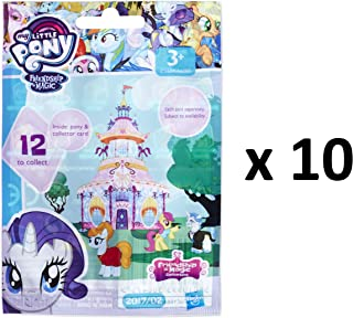 My Little Pony - Friendship is Magic - Wave 02/2017 Mini Figure Blind Bag Party Favours - Pack of 10