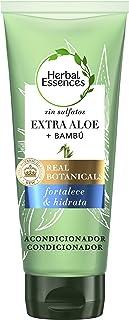 Acondicionador Herbal Essences Bio: Renew sin Sulfatos con Aloe Intenso Y Bambú en Colaboración con el Royal Botanic Gard...
