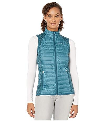 Eddie Bauer Ignitelite Hybrid Vest (Light Nordic Blue) Women
