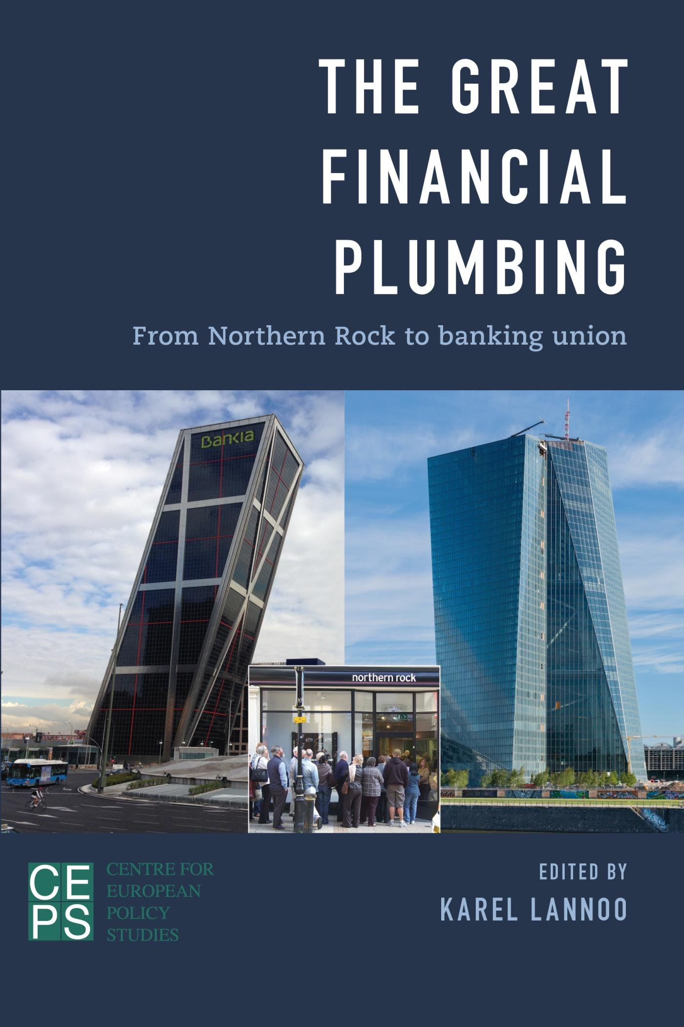 The Great Financial Plumbing: From Northern Rock to Banking Union