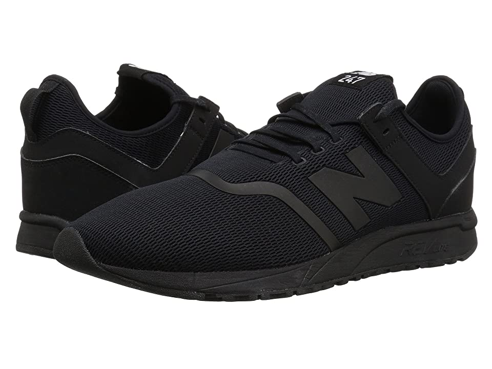 New Balance Classics MRL247 (Black) Men's Classic Shoes