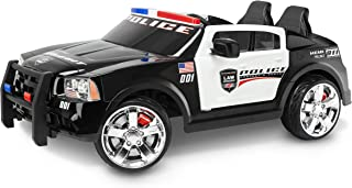 Kid Trax Dodge Charger Pursuit 12V Police Car KT1111WM Ride On