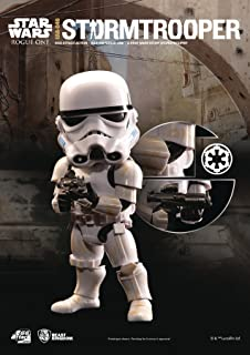 Beast Kingdom Star Wars Rogue One: Egg Attack Action Eaa-046 Stormtrooper Action Figure