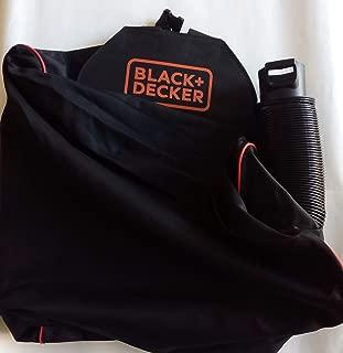 Bolsa recogehojas para Aspirador soplador Black + Decker