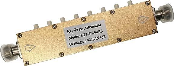 Adjustable Key-Press Attenuator Step-Adjustable RF Attenuator (5W N 0-90dB)