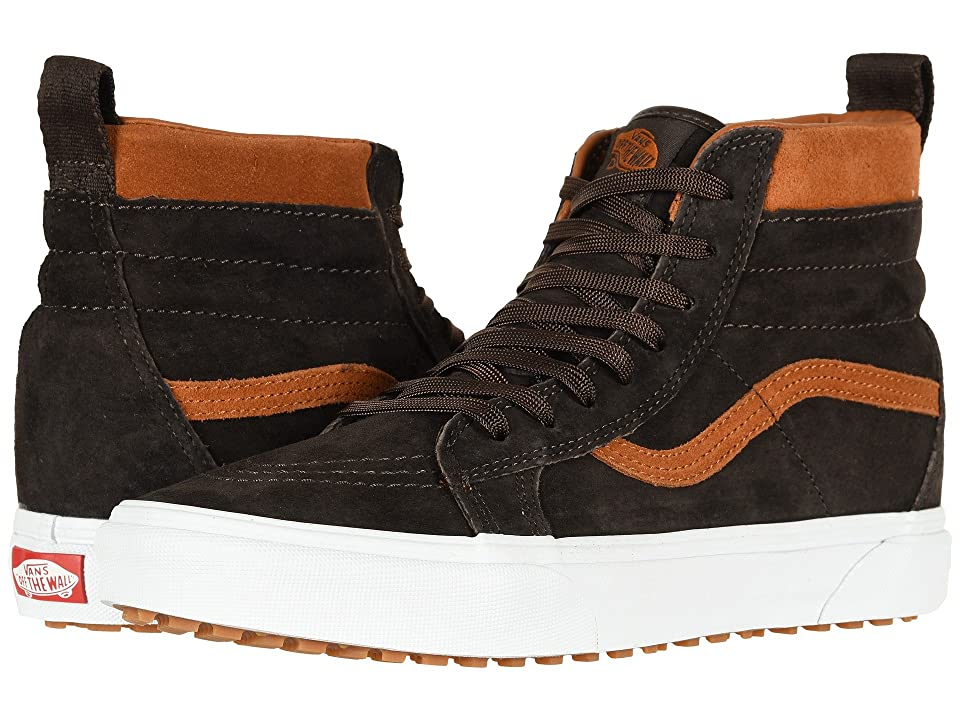 Vans SK8-Hi MTE ((MTE) Suede/Chocolate Torte) Skate Shoes