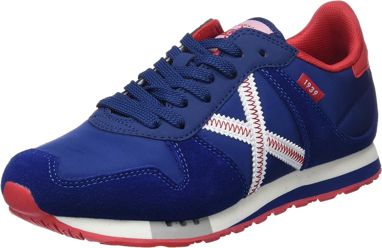 MUNICH Sneaker MASSANA 255 bluee